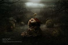 Tempus Redax Rerum by Raven-Art. @go4fotos