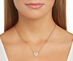 LOVE. Cupid Small Necklace from #Swarovski