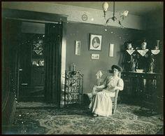 1890's interior.
