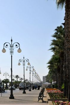 The charming town of Larnaka is built on the site where ancient city-kingdom of Kition once stood. Beautiful Islands, Beautiful Places, South Cyprus, Cyprus Larnaca, Travel Around The World, Around The Worlds, Cyprus Island, Cyprus Holiday, Island Nations