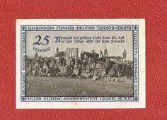 Germany Notgeld 25 pfennig Schleswig Holstein Hohenwestedt #51