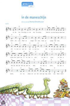 In de maneschijn Ukulele Chords Songs, Piano Songs, Piano Sheet Music, Music Sheets, Stoner Rock, Ukelele, Kalimba, Music For Kids, No One Loves Me