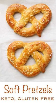 Tasty keto soft pretzels are made with modified Fathead dough. They are flavorful, chewy, and make a great low carb snack.