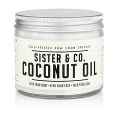 Coconut Oil, SISTER & CO