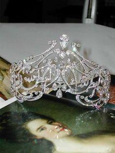 Tiara my Dad did for Queen of Jordan 8 years ago - Imgur