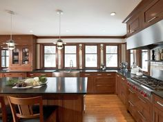 When designing a kitchen, we often assume that both upper and lower cabinets are necessary. However, these 17 designer kitchens show how forgoing uppers allows you to showcase favorite dishware or put the focus on a gorgeous view.
