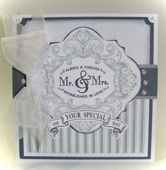 JustRite Papercraft April Release - Mr.  - card created by Angela Barkhouse