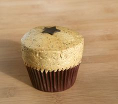 Agnes Licorice:  Sweet liquorice cake with salty and sweet licorice frosting.