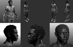 The Last of Us Characters Sculpt henry1