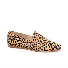 Loeffler Randall Dawn Scallop Loafer | Flats | LoefflerRandall.com