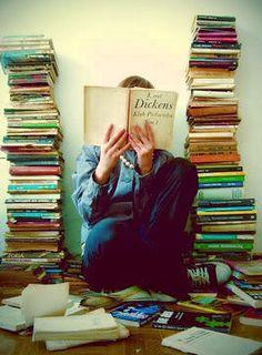 Las manías de un verdadero lector, ¿cuál es la tuya?
