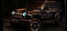 Jeep Wrangler Concept Car