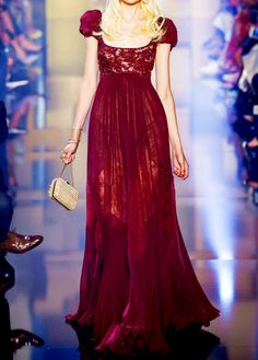 "fashion-runways: "" ELIE SAAB Couture Fall 2015 """