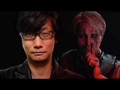 an interview with Hideo Kojima