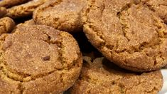 I made ginger snaps Cake Mix Cookie Recipes, Delicious Cookie Recipes, Apple Pie Recipes, Cookie Desserts, Baking Recipes, Dessert Recipes, Grandma's Recipes, Baking Desserts, Fall Desserts
