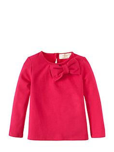 babies' bow top by kate spade new york #putabowonit