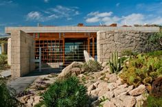Bioclimatic House, Tenerife, Canary Islands,  Spain  Ruiz Larrea and Associates, architects