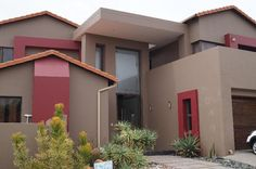 Beautiful Modern Architectural designed home for sale in Honey Ridge Estate Real Estate Houses, Balconies, Honeydew, Bathrooms, Popular, Mansions, Space, Architecture, House Styles