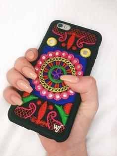 Wildflower Georgette One iPhone 6 Plus/6s Plus Case