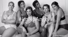 #ImNoAngel, la campaña viral contra las modelos de Victoria's Secret