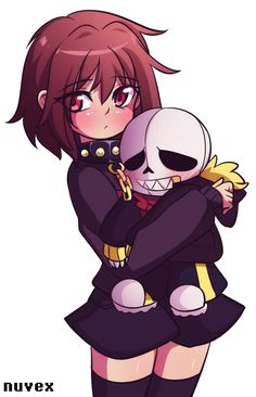 Have an adorable child Underfell Frisk. (I've noticed I based my Underfell Frisk's personality off my OC Nene, they have the same feel) Don't think I've had an art block this big since years ago. Insanity thy name is Nuvex~ I'm still drawing but. Undertale Ships, Undertale Cute, Undertale Comic, Sans X Frisk, Happy 4th Birthday, Toby Fox, Identity Art, Ship Art, Art Reference