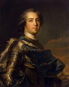 Jean-Marc Nattier, Portrait de Louis XV (musée de l'Ermitage).jpg