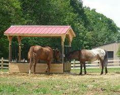 custom build hay feeder