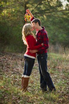 Mistletoe love