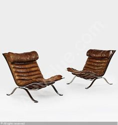 Arne Norell - Ari easy chair