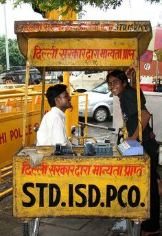 Public Phone in Delhi