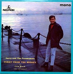 GERRY & THE PACEMAKERS - Ferry Cross The Mersey - CD (Cilla Black, The Fourmost)