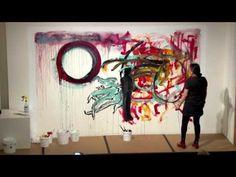"""Four Cantos"" by Hung Liu - YouTube"