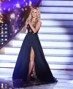 Amanda Holden trumped Alesha Dixon in the Britain's Got Talent style stakes | Daily Mail Online