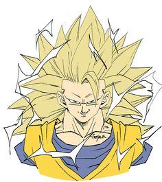 Dragon Ball Image, Dragon Ball Z, Ssj3, Amazing Life Hacks, Son Goku, Kamen Rider, Power Rangers, Dbz, Akira