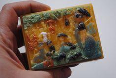 Handmade inspired 'Sunday Afternoon' parody Soap  by NerdySoap