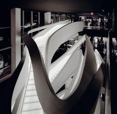 Armani Store by Dorian and Massimiliano Fuksas