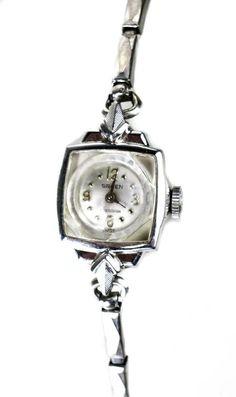 GRUEN Precision Vintage Swiss Made Ladies 10K RGP Wind Up Wrist Watch Works  #GruenPrecision #DressFormal #swissmade