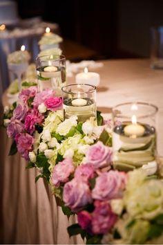 装花のお値段❤︎ の画像 WEDDINGへの日々@ぶろブロブログ パレスホテル東京&hawaiiでのロケフォト+韓国で前撮り♪
