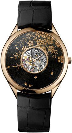 Vacheron Constantin La Symbolique des Laques Limited Edition 20 33222/000R-9701 - мужские часы, розовое золото