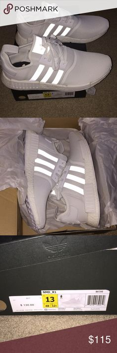 Adidas NMD R1 Pk Primeknit Tri Color Gray for sale in Duarte 5Miles