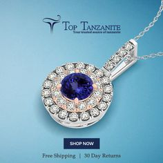 Tanzanite pendants at top tanzanite shop the largest online tanzanite pendants at top tanzanite shop the largest online selection of expertly crafted jewelry pendants and certified loose diamonds aloadofball Images