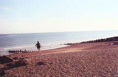 Shoreham Beach, Sussex. #35mm #montereylocals #pebblebeachlocals - posted by Jack Sharples https://www.instagram.com/sharkapples - See more of Pebble Beach at http://pebblebeachlocals.com/