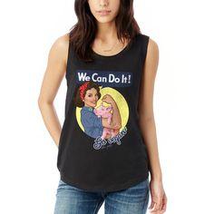 """We Can Do It""  Alba Paris Art"