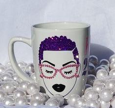 Kappa Epsilon Psi, KEY, Military Sorority, Since Army Sorority, coffee/tea mug Diy Mug Designs, Tumbler Designs, Handmade Home, Groomsmen Gift Bags, Diy Mugs, Crafts To Sell, Selling Crafts, Cricut Creations, Cute Mugs