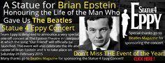 The song aims to raise cash to have a statue in Liverpool City Centre in on honour of Brian Epstein. There is also a launch show on Saturday February 28, fittingly at The Epstein Theatre.VISIT: http://www.statue4eppy.com/statue-4-eppy-concert/