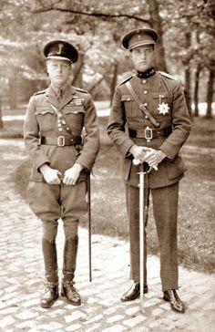 Edward VII and Leopold of Belgiumf