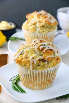 Hello & Happy Sunday!! If you haven't heard, I'm on a muffin kick! For years I never made them as I found the texture in vegan recipes just to be off. …
