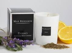 Dodici scented candle Max Benjamin