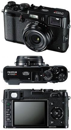 Aparat foto compact Fujifilm Finepix X100S