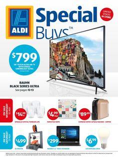Aldi Catalogue Specials Week 19, 10 - 16 May 2017 - http://olcatalogue.com/aldi/aldi-australia-specials.html